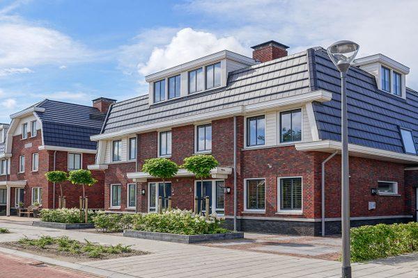 Nieuwbouwwoningen in Voorhout volgens Active House-visie