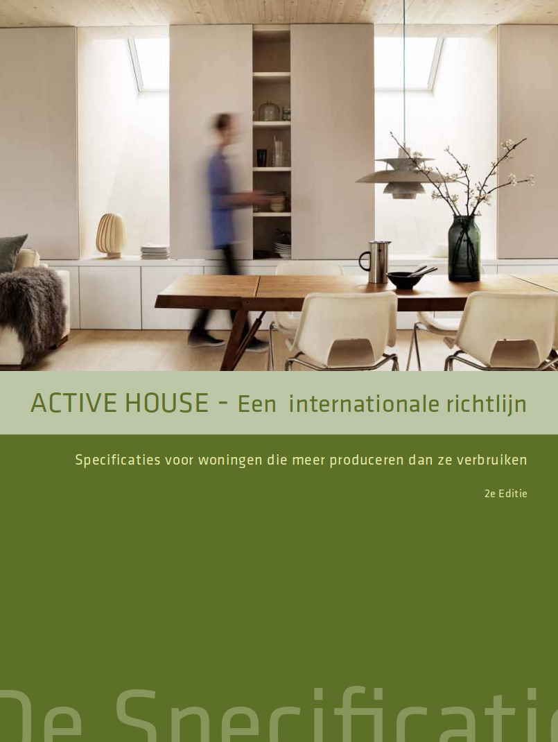 Active House specificaties NL