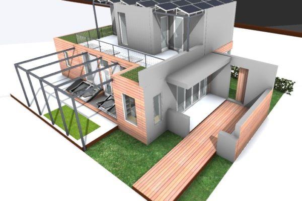 Active House blog Bas Hasselaar: deel 3 De geboorte van een Active House