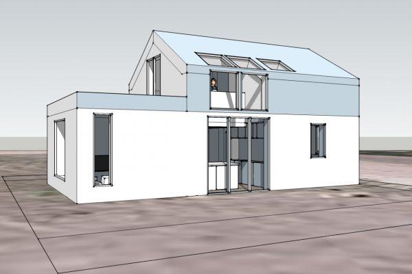 Active House blog Bas Hasselaar deel 23: Het ontwerp voor mijn Active House is klaar! Min of meer…