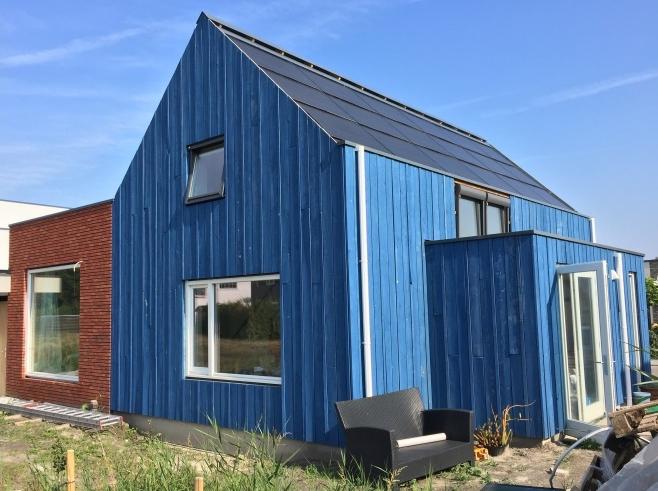 Active House blog Bas Hasselaar deel 41: Active House voorlopig energieneutraal?