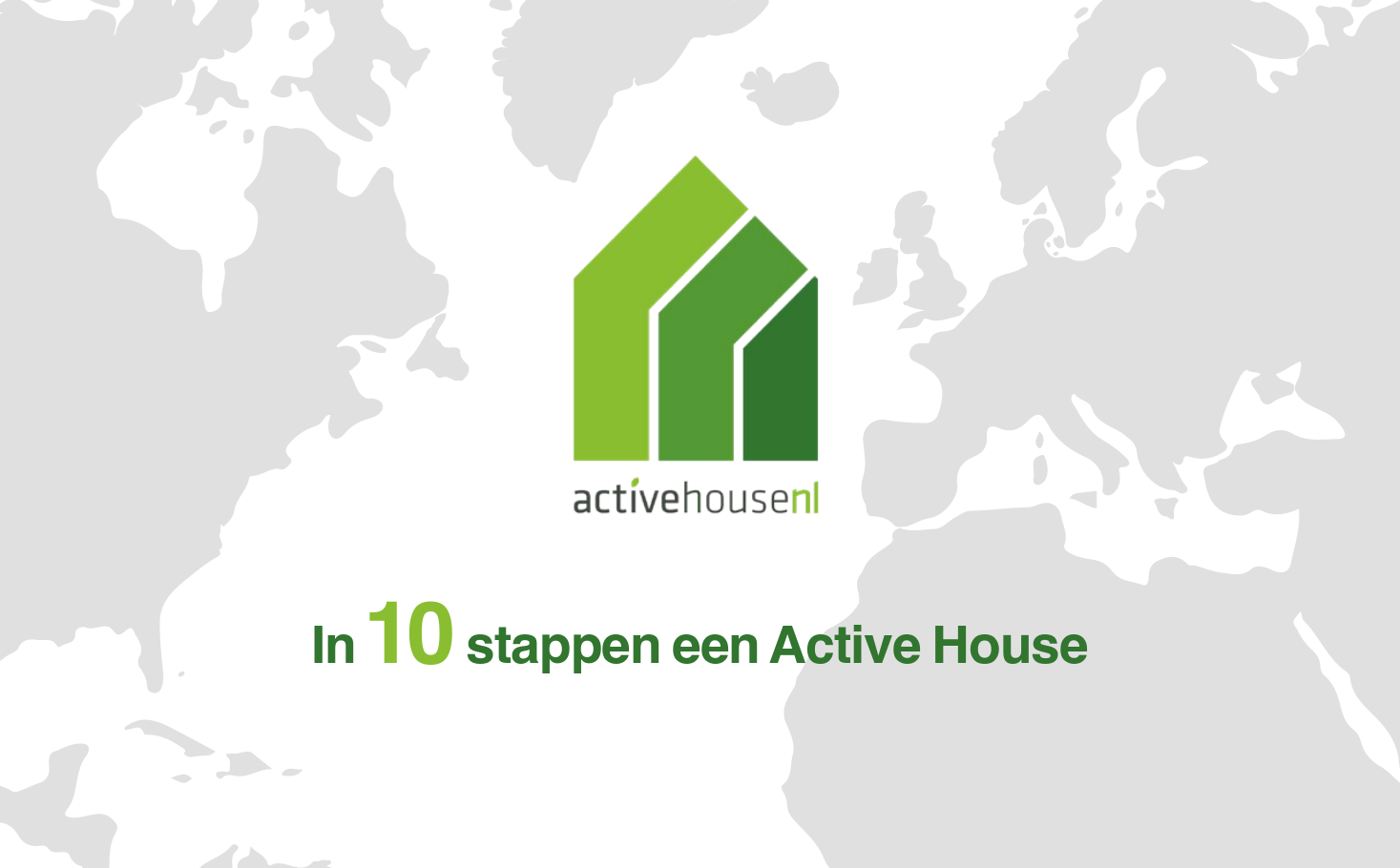In 10 stappen een Active House