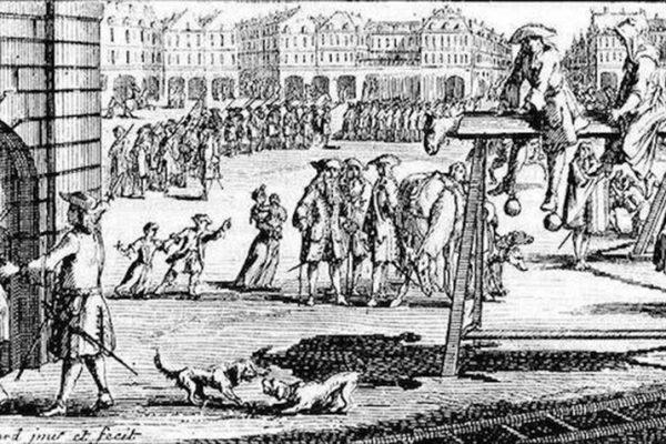 Active House blog Bas Hasselaar deel 40: Middeleeuwse martelpraktijken