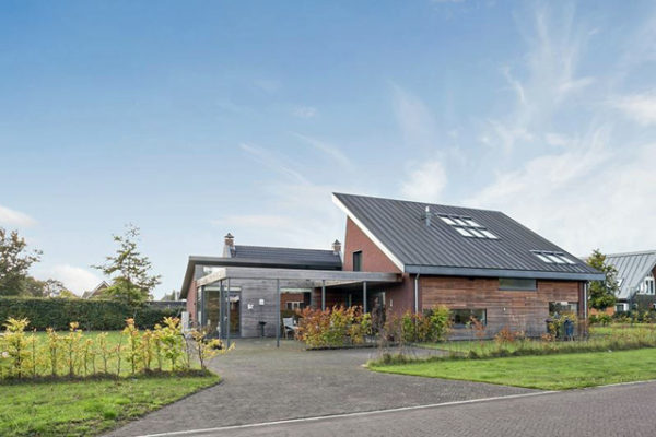 Eerste Active House van Nederland te koop