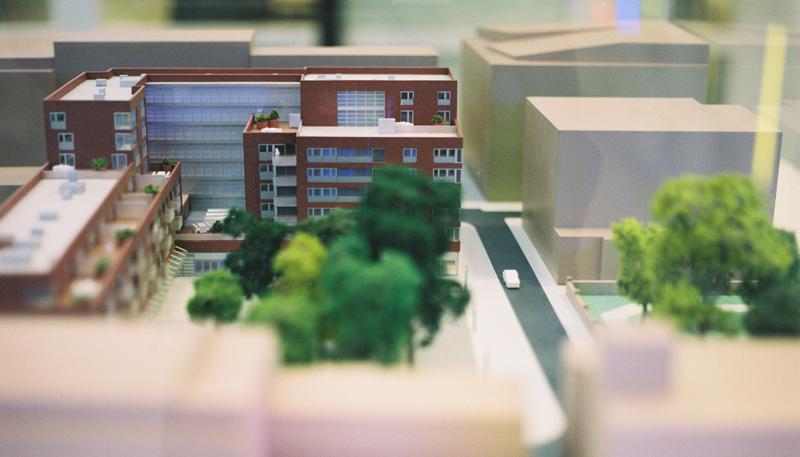 Aantal vergunde nieuwbouwwoningen blijft gelijk