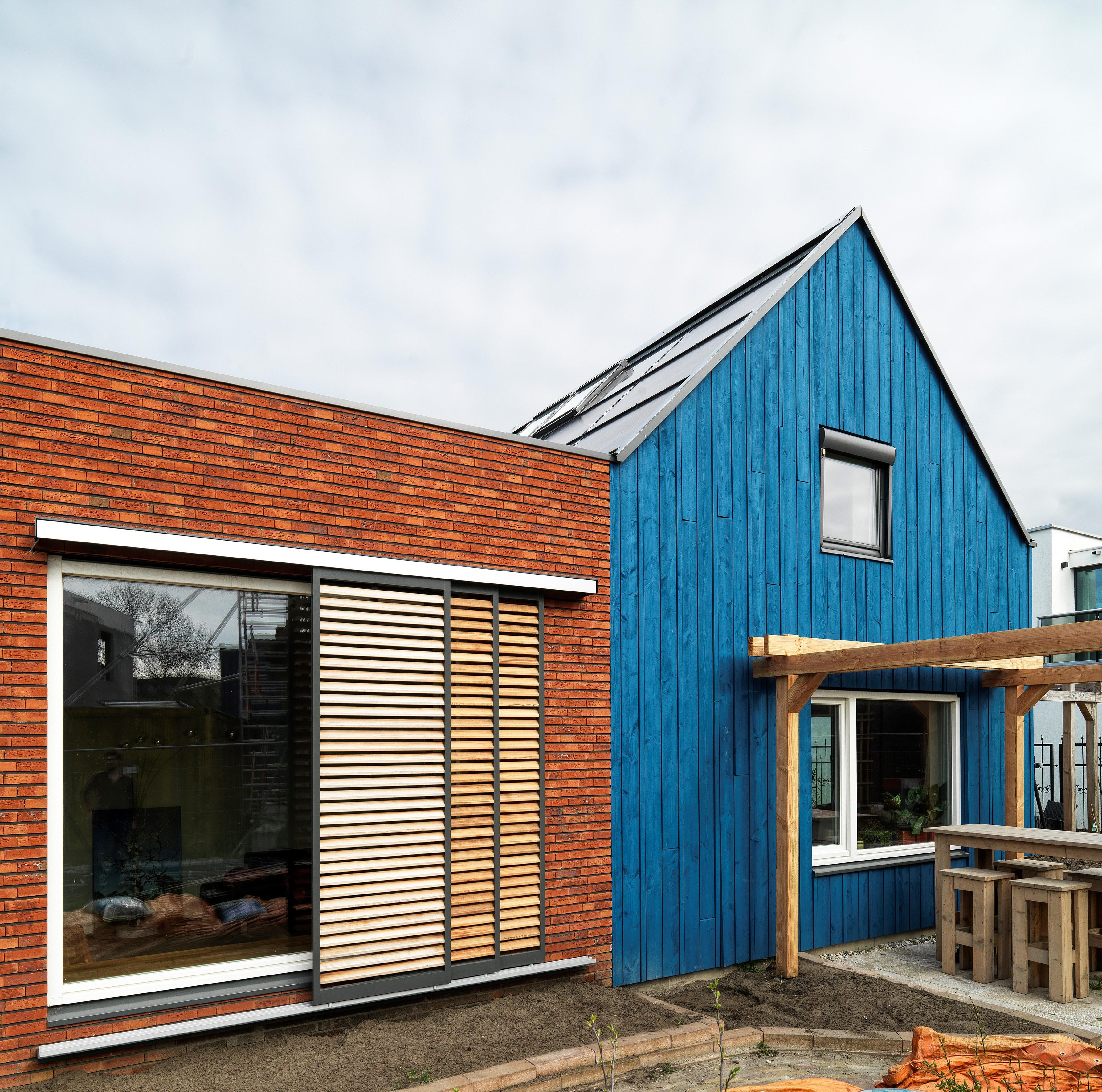 Active House , Erasmushove Den Haag