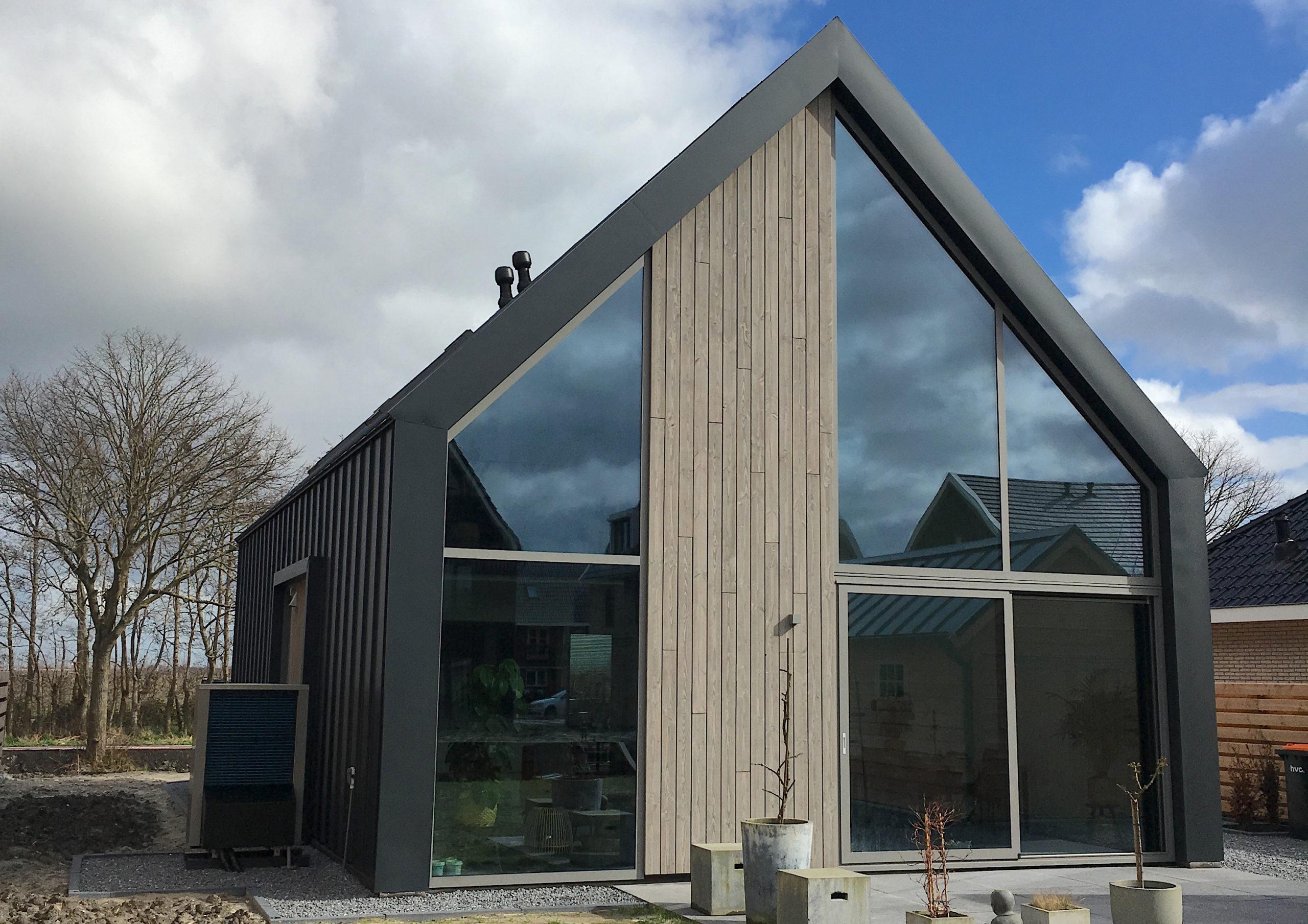 Active House van Edwin van der Werff