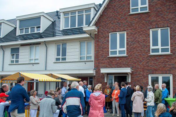 Klimaatakkoord ondertekent in energieleverende woonwijk