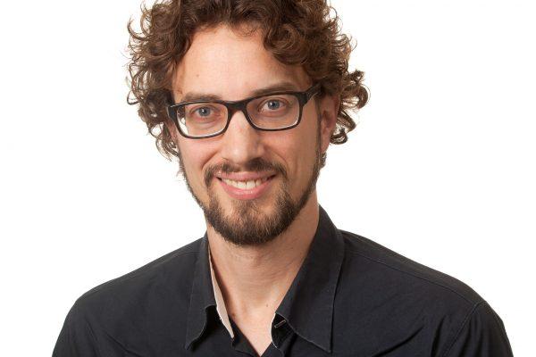 portret Bas Hasselaar